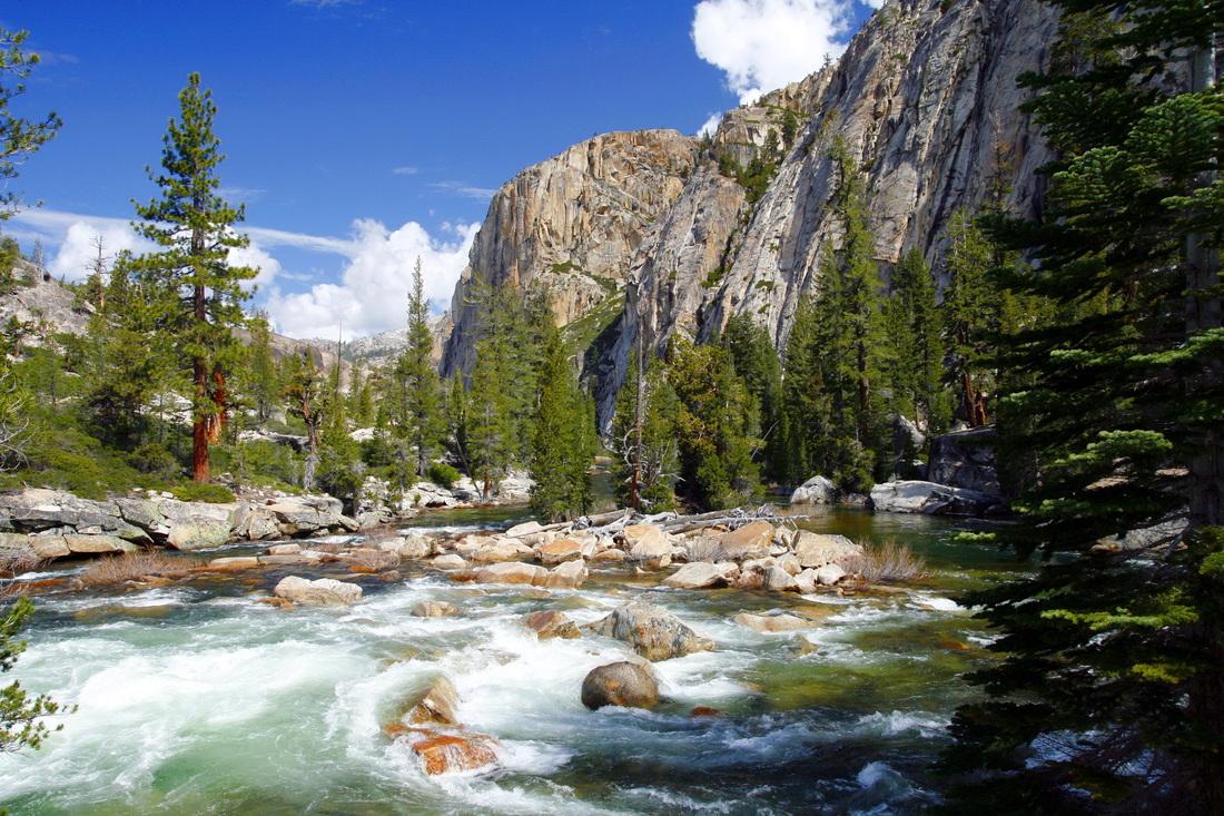 Hd Wallpaper Yosemite Fire Fall Geografi Roadtrip I Usa