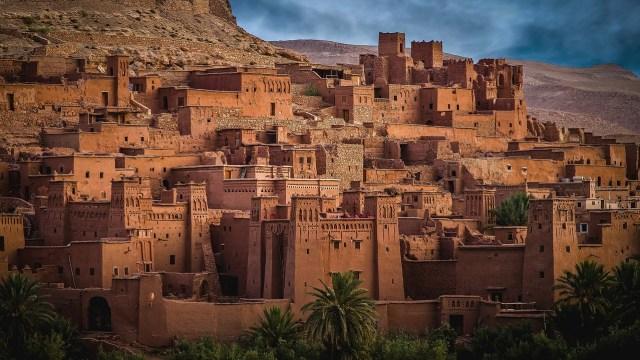 Ait Benhaddou ruins, Morocco