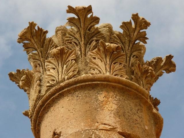 Ancient Roman city of Jerash, Jordan