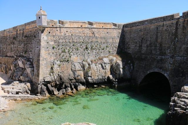 Peniche Fortress, Portugal