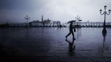 Venice-Rain