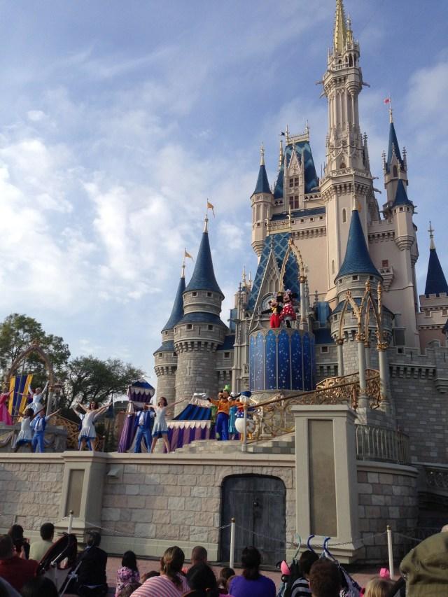 Disney Princess Half Marathon Dream Along With Mickey- Magic Kingdom