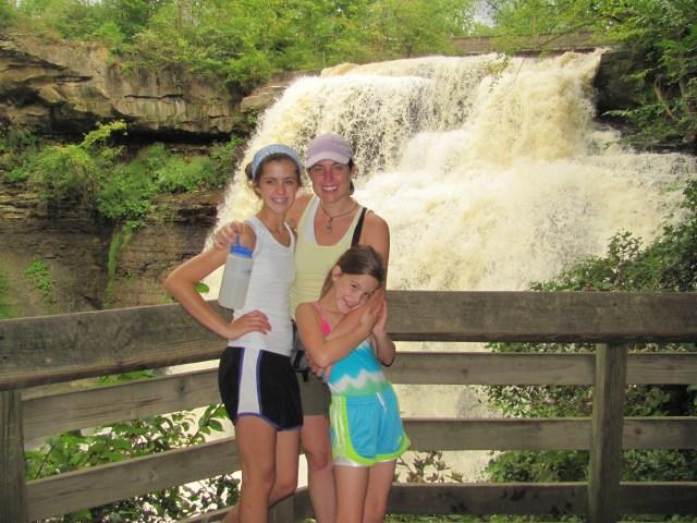Brandywine Falls Cuyahoga National Park