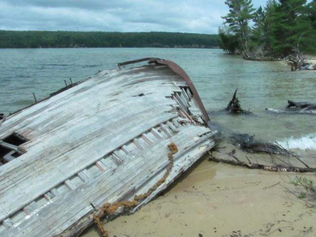 U.S. Life Saving Service Sand Point Pictured Rocks National Lake Shore