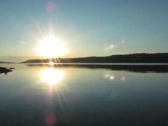 Moskey Basin in Isle Royale National Park