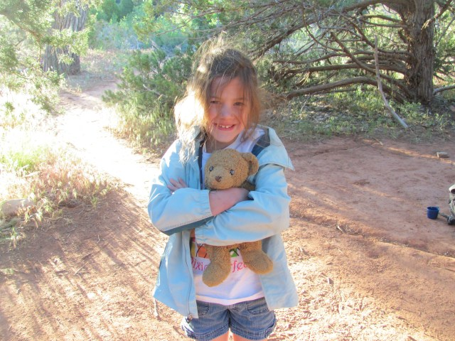Even Bear Goes Camping With Us: La Verkin Creek Trail in Kolob Canyon
