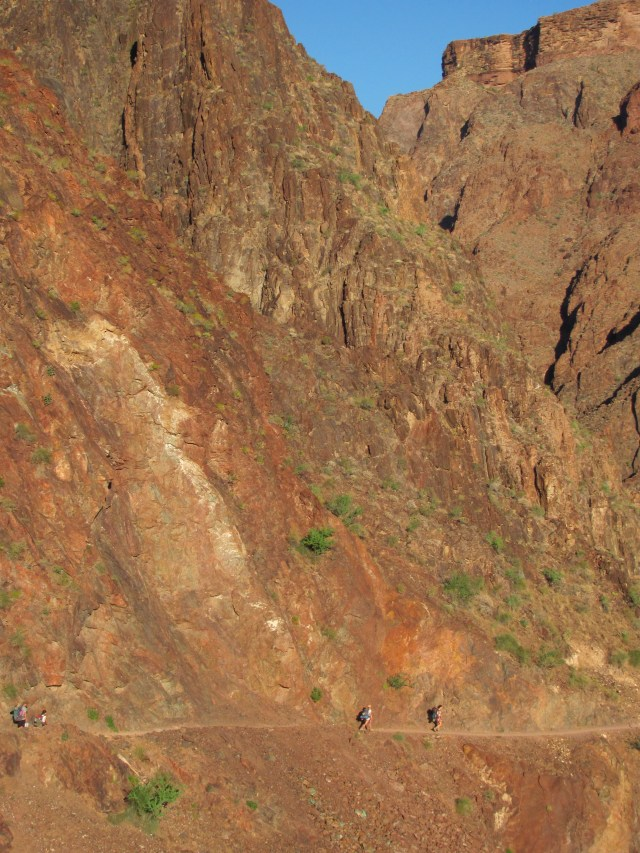 Grand Canyon Rim to Rim with kids: Hiking the Bright Angel Trail