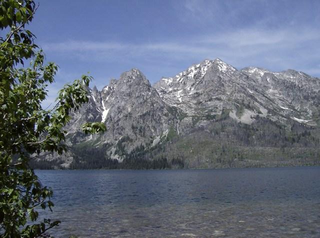 Tent Cabin Camping in Grand Teton