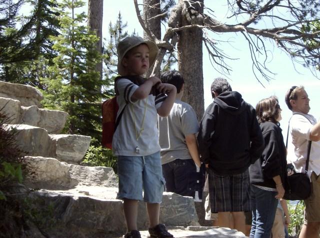 Hiking in Grand Teton: Tent Cabin Camping in Grand Teton