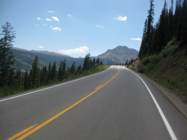 Views on the Million Dollar Highway