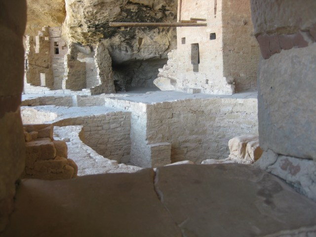 Cliff Palace and Balcony House: Balcony House Tour Mesa Verde