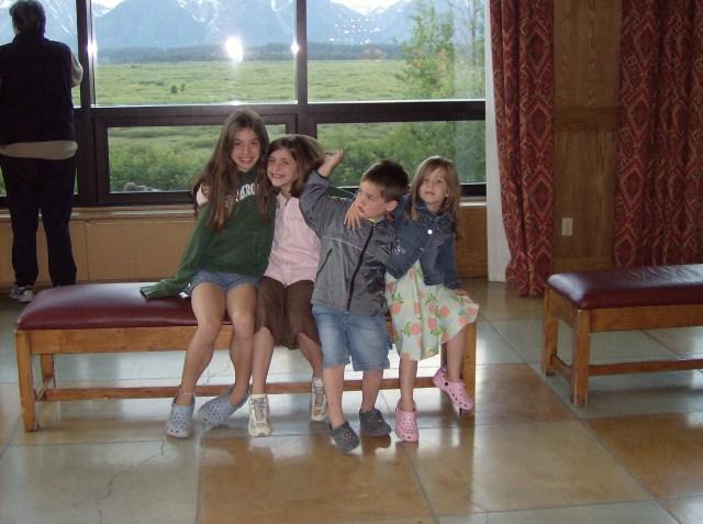 Jackson Lake Lodge in Grand Teton: Tent Cabin Camping in Grand Teton