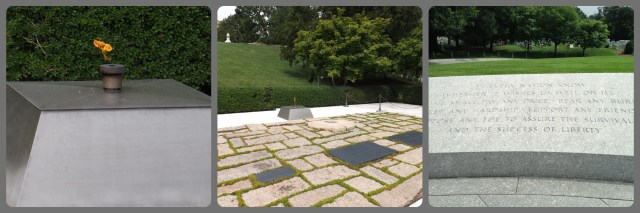 John F Kennedy's Gravesite