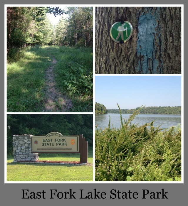 30 Days of Trails in Cincinnati: East Fork Lake