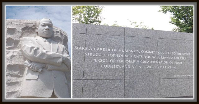 Washington D.C. in Only One Day: Martin Luther King Jr. Memorial