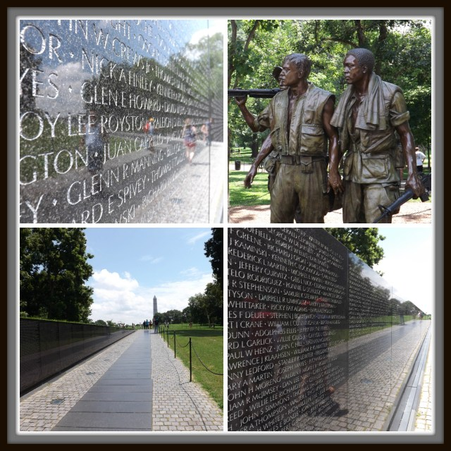 Washington D.C. in Only One Day: Vietnam Memorial