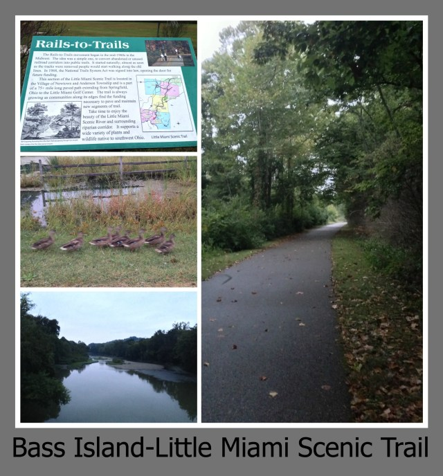 30 Days of Trails in Cincinnati:Little Miami Scenic Trail