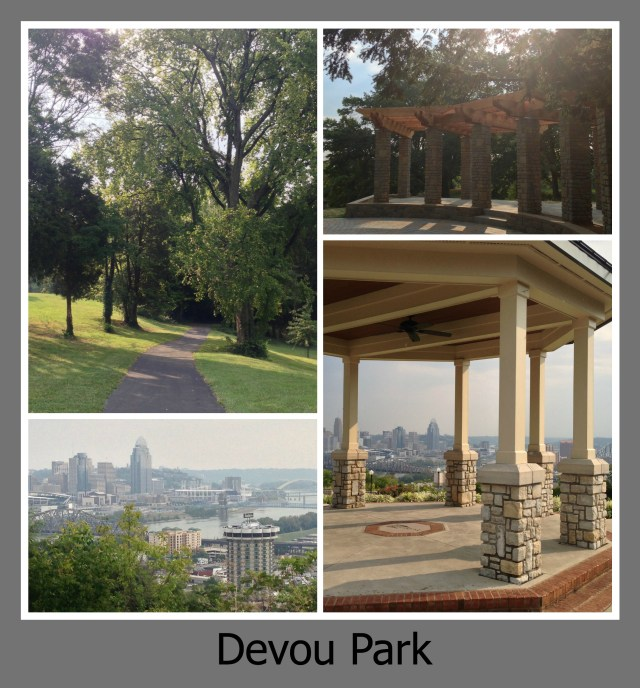 30 Days of Trails in Cincinnati: Devou Park