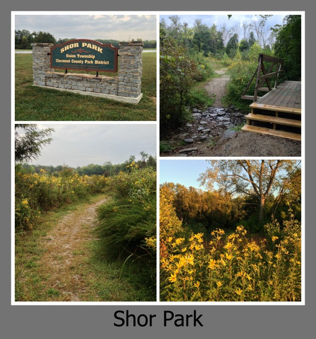 30 Days of Trails in Cincinnati: Shor Park