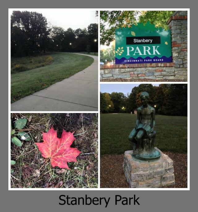 30 Days of Trails in Cincinnati: Stanbery Park