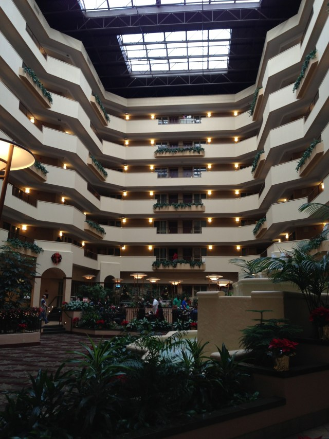 Embassy Suites, Columbia, South Carolina