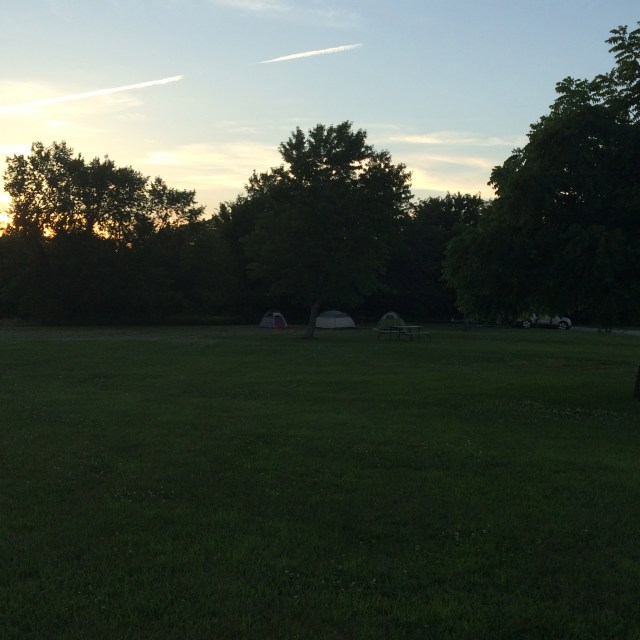 Our Southwest Road Trip: Clinton State Park- Lawrence, Kansas