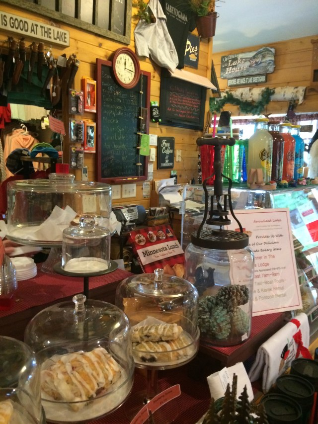 Voyageurs National Park Without a Boat- Pine Ridge Gift Shop