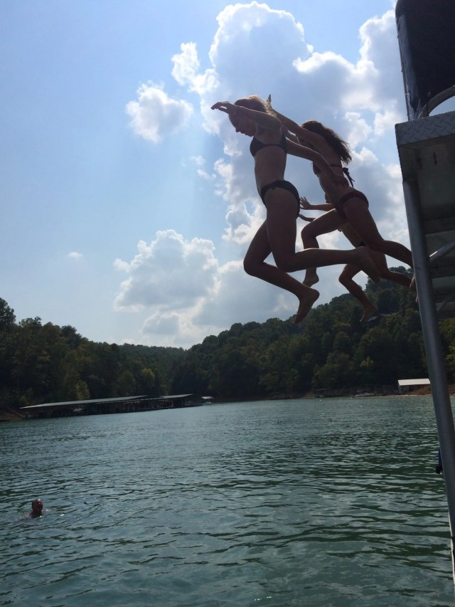 Party Pontoon Norris Lake, Tennessee