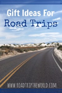 Gifts for Road Trips