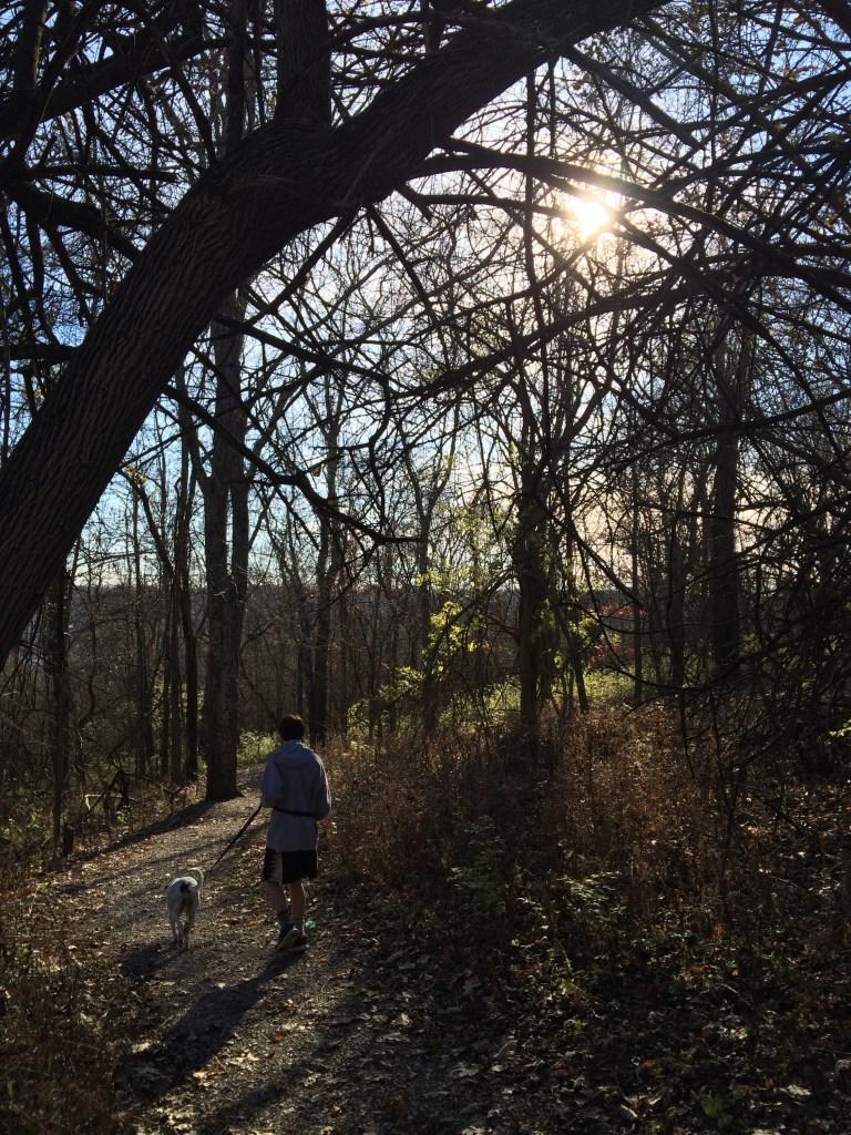 Woodland Mound Park: Road Trip the World