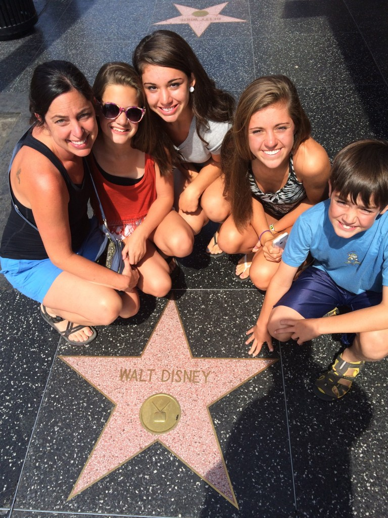 One Day in Los Angeles - Hollywood Walk of Fame