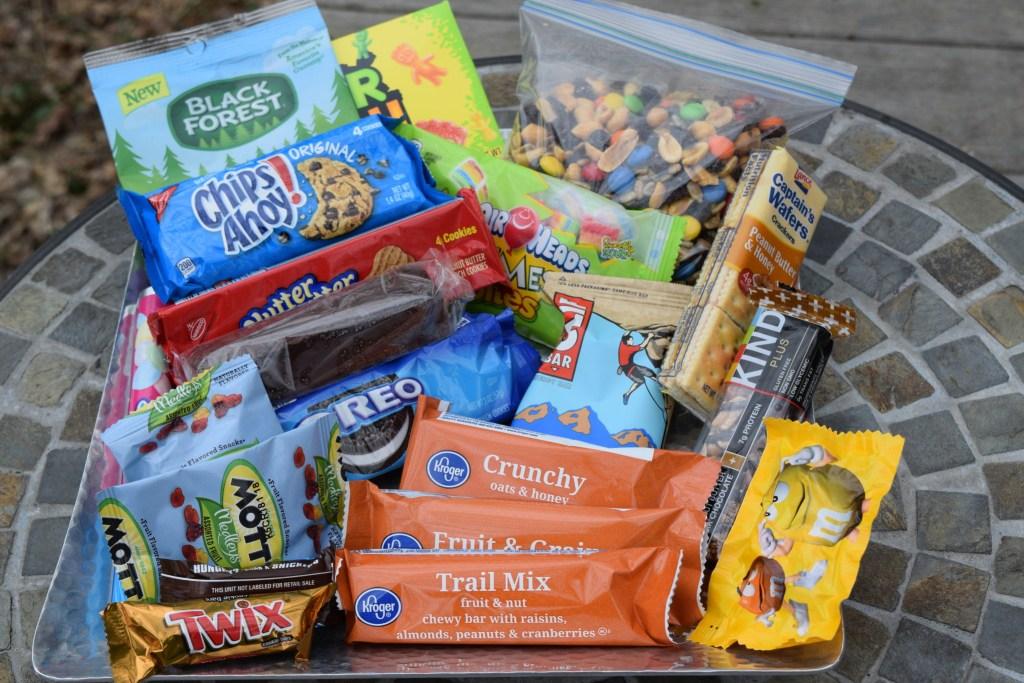 Trail Snacks