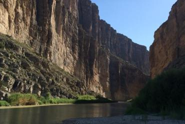 Santa Elena Canyon Best Day Hike Big Bend