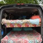 Building Bunk Beds In The Camper Van Road Trip The World