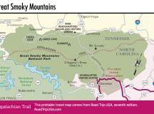 Appalachian Trail - Driving Route | ROAD TRIP USA