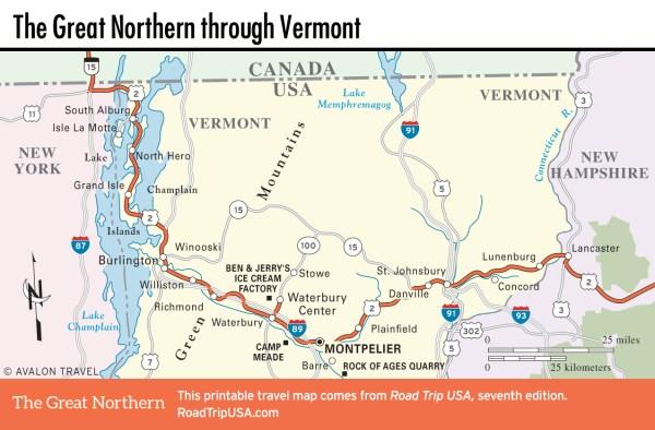 Vermont ROAD TRIP USA