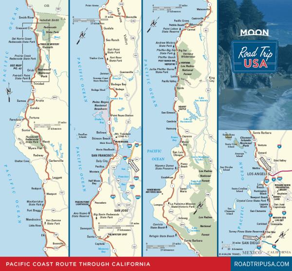 Road Trip California on the Classic Pacific Coast Route