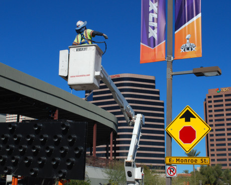 City Of Mesa  Traffic Signal Maintenance Services