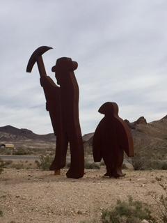 ProspectorSculpture