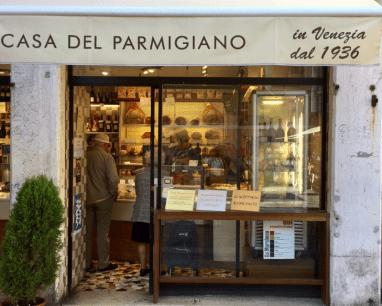 parmesan shop