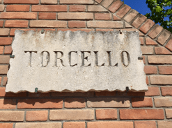 Torcello sign