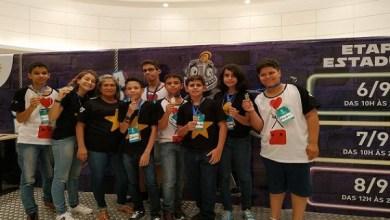 Escola Anisio Serrão de Carvalho é a melhor escola de Rondônia na Olimpíada Brasileira de Robótica