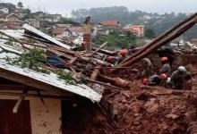 Bebê e dois irmãos de 5 e 13 anos morrem em deslizamento de terra