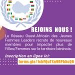 Rejoignez le ROAJELF-Bénin
