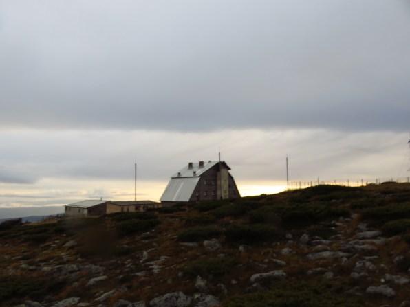 Rețițiș meteo station