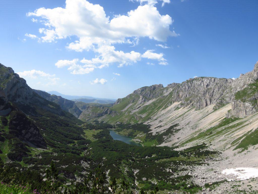 skrcko jezero lake durmitor montenegro