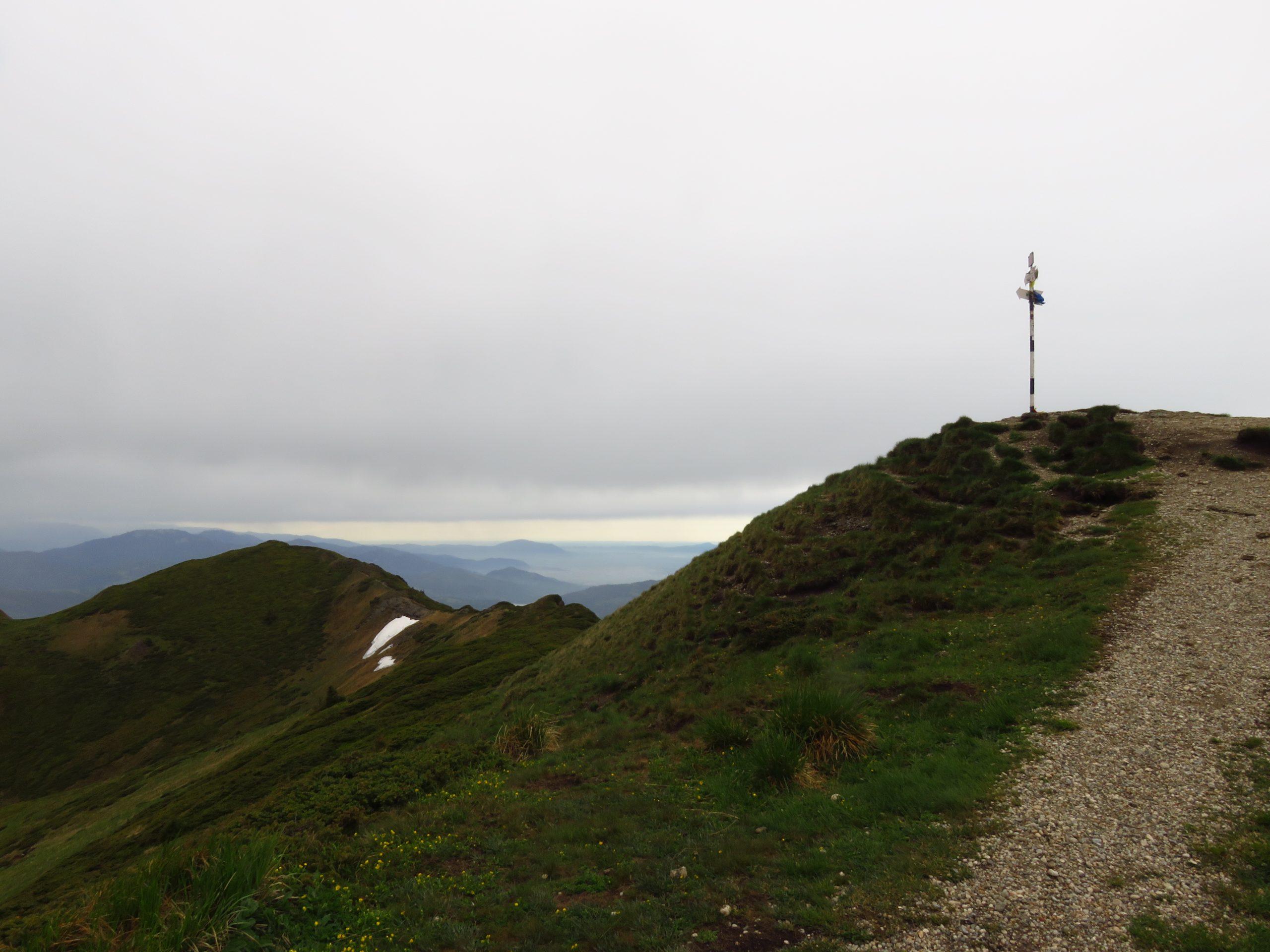 ciucas peak romania