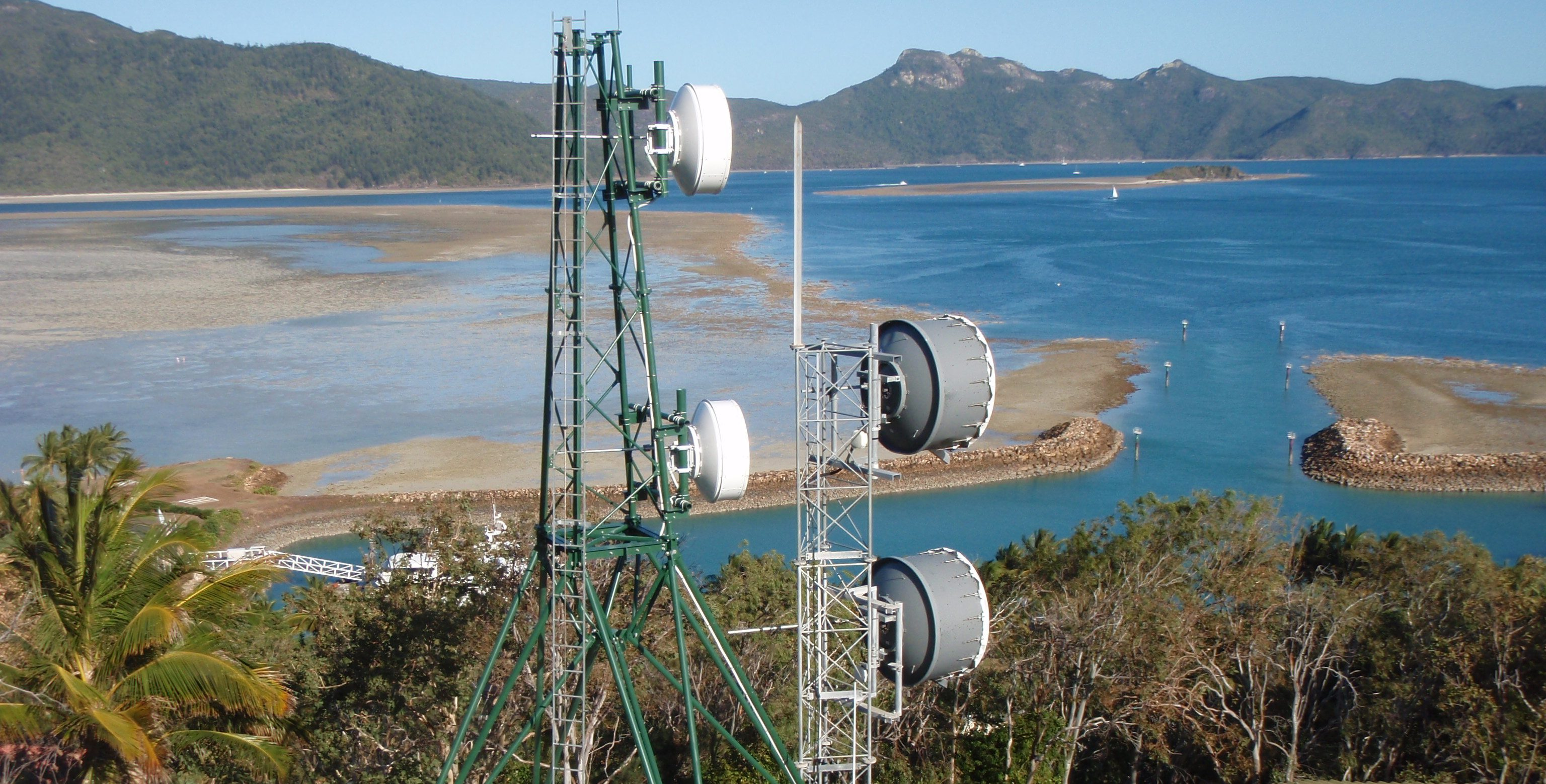Roam Engineering - Telecommunications towers, masts and poles
