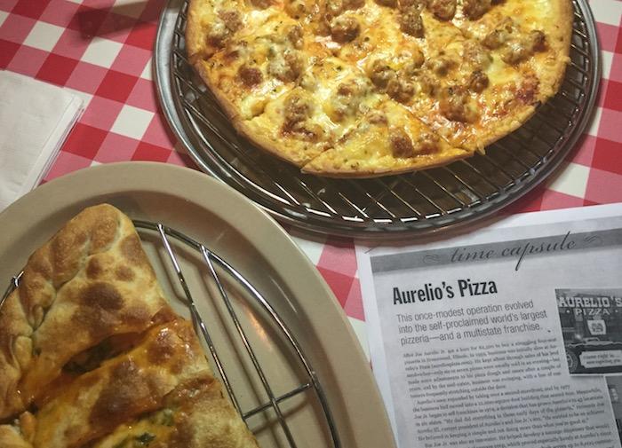 aurelios pizza chicago style