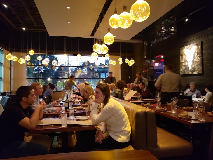 arnettes steak house review atlanta romailicious